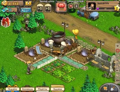 Скачать бесплатно игру райская ферма