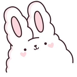 Кролик Супчик Белый