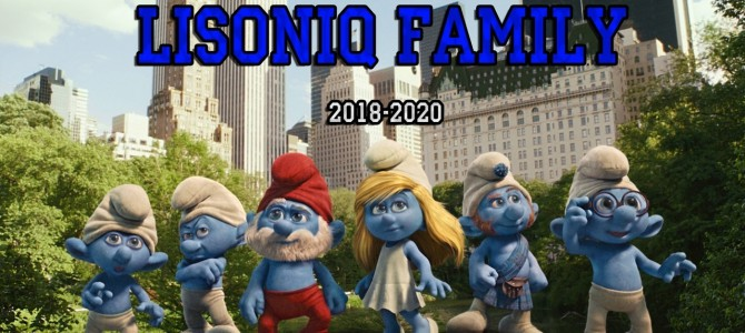 Беседа ВКонтакте LISONIQ FAMILY: reboot